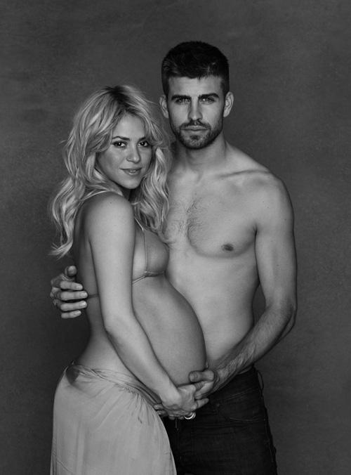Baby shower solidari de Shakira i Piqué