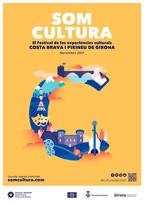 Som Cultura, Festival d'experiències culturals de la Costa Brava i Pirineu de Girona