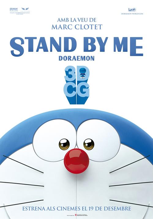 Estrena de la pel·lícula 'Doraemon, queda't amb mi!'