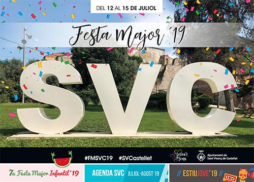 Festa Major de Sant Vicenç de Castellet, el Bages