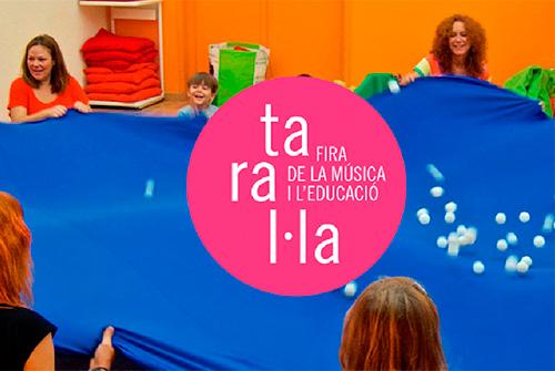 Guanyadors d'un pack de tallers + concert, i una invitació doble pels concerts de la Fira Taral·la