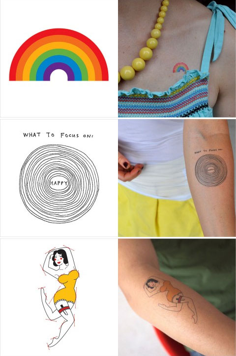 Tattly, Tatuatges per nens