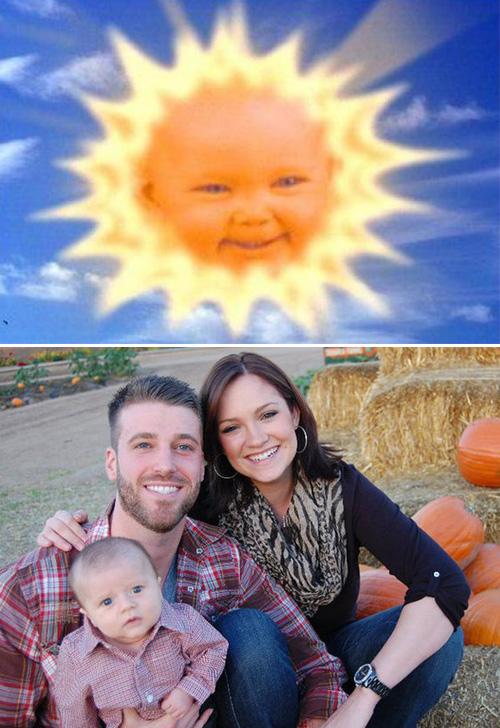 Què va passar amb el bebè dels Teletubbies?