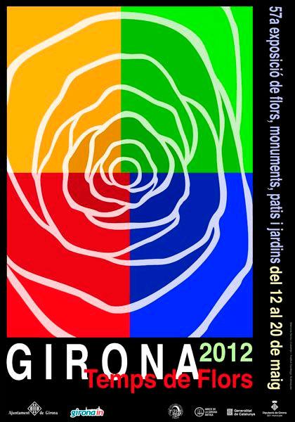 Girona, Temps de Flors 2012