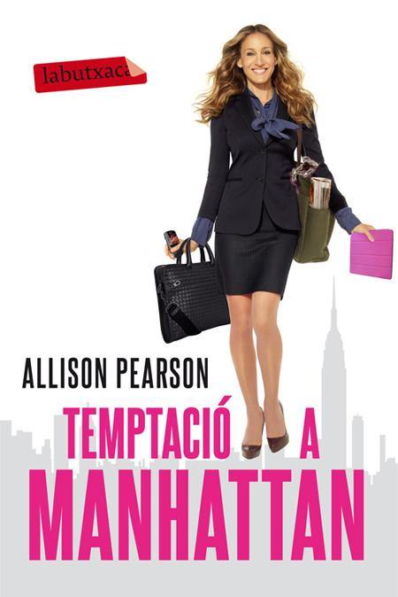 Guanyadors de 15 llibres 'Temptació a Manhattan'