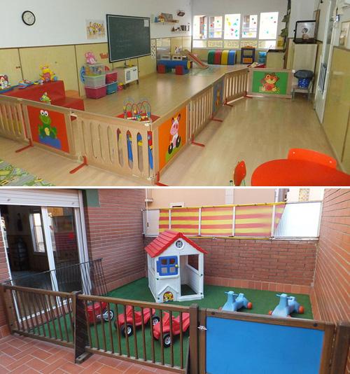 Els serveis i les activitats de la llar d'infants Ter Vint