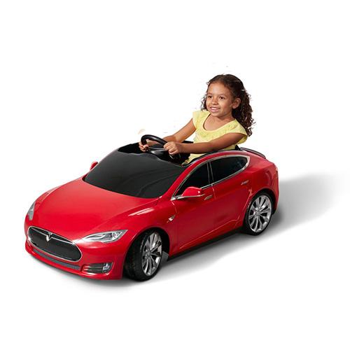 Tesla Model S per a nens