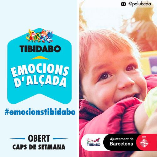Tibidabo, emocions d'alçada