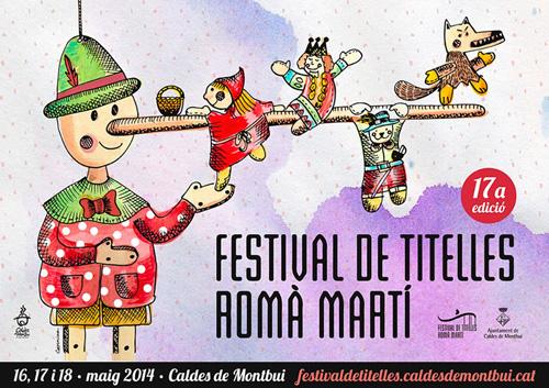 17a Fira de Titellaires Romà Martí