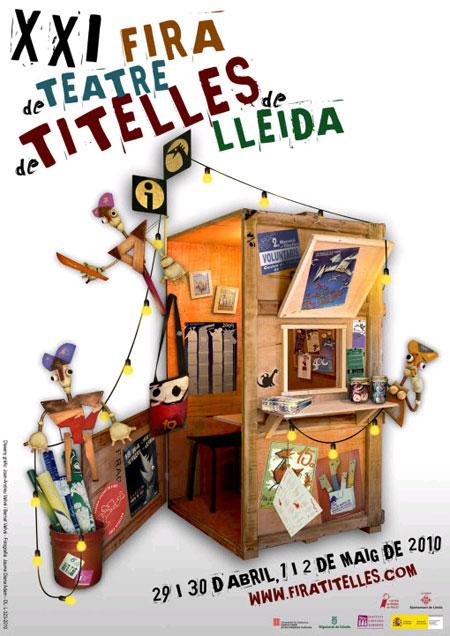 21 Fira de Teatre de Titelles de Lleida