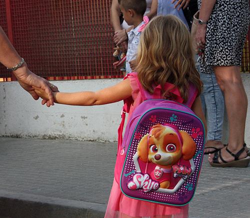Els escolars tornen a les aules