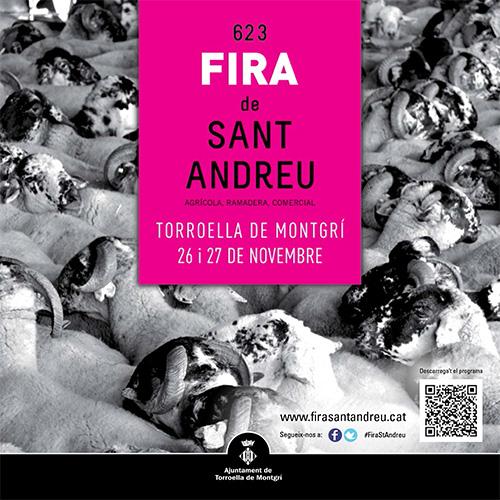 Fira de Sant Andreu de Torroella de Montgrí