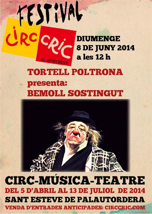 Aquest diumenge, matinal de circ al Montseny