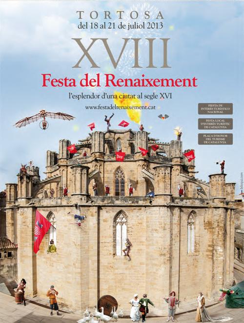 XVIIIa edició de la Festa del Renaixement de Tortosa