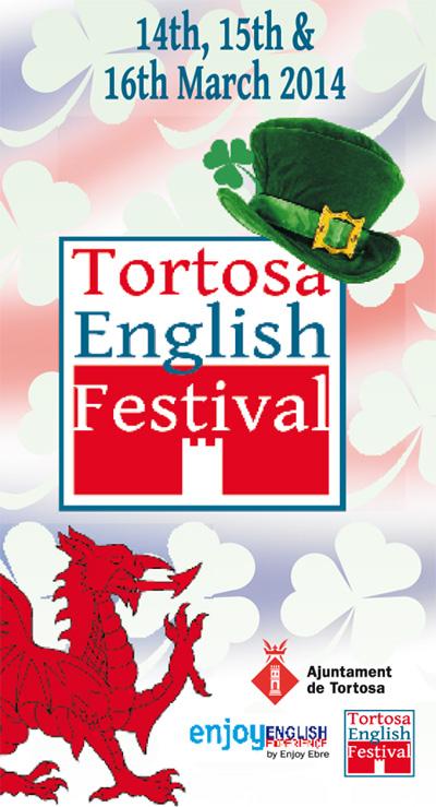 Segona edició del Tortosa English Festival