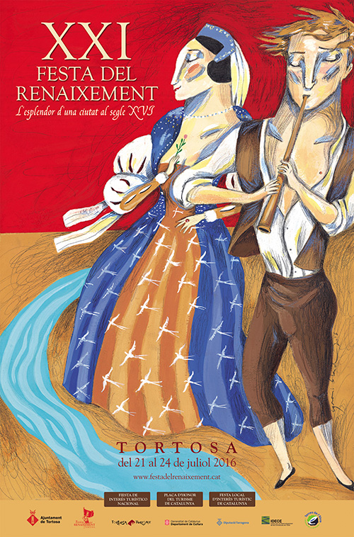 XXI Festa del Renaixement a Tortosa
