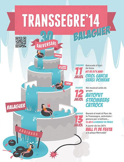Transsegre 2014, Balaguer