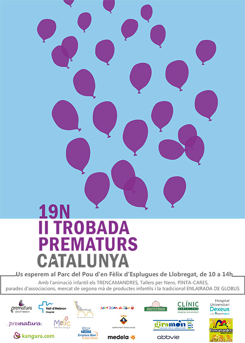 Dia Mundial i Festa del Prematur