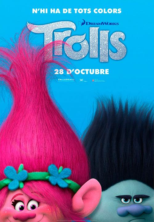 Trolls, en català als cinemes