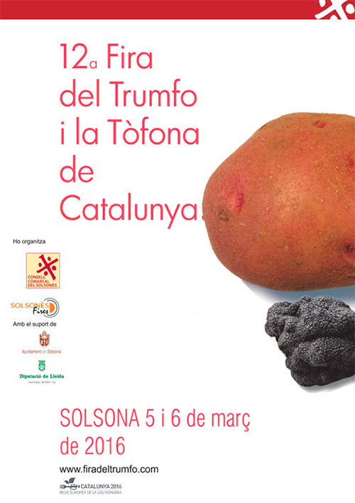 Fira del Trumfo i la Tòfona de Catalunya a Solsona