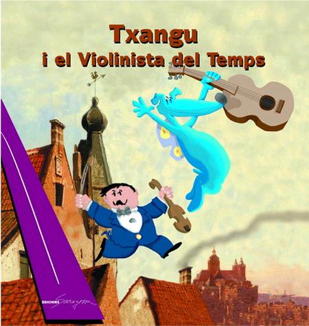 Txangu i el Violinista del Temps