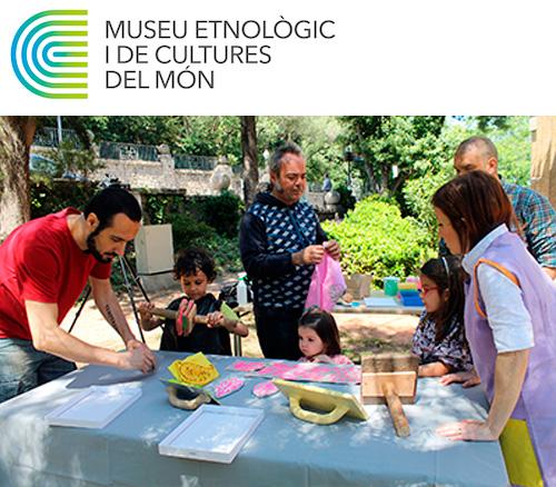 Cultura del fang a l'Amèrica del sud. Contes i taller al Museu Etnològic de Barcelona