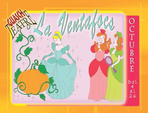 La Ventafocs arriba al Teatre Guasch
