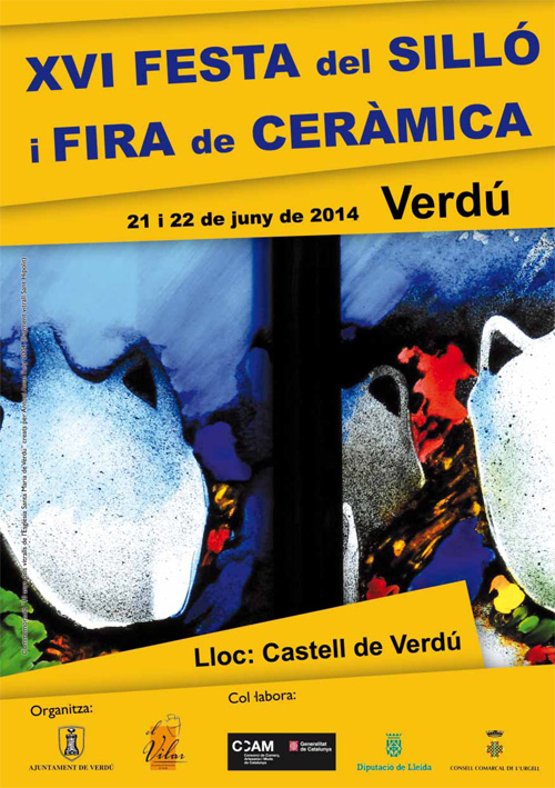 XVI Festa del Silló i Fira de Ceràmica de Verdú