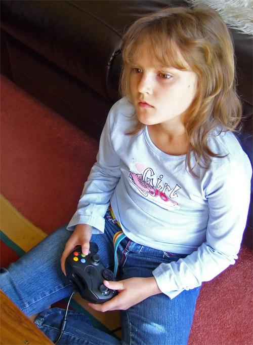 Jugar a videojocs amb els fills