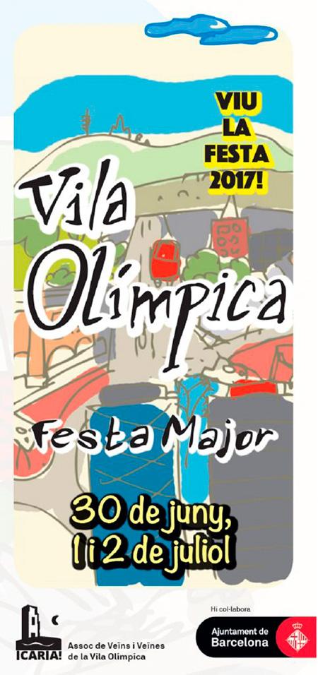 Festa Major de la Vila Olímpica de Barcelona