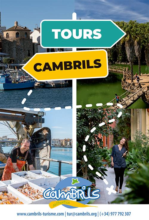 Visites guiades teatralitzades al nucli antic i al port de Cambrils