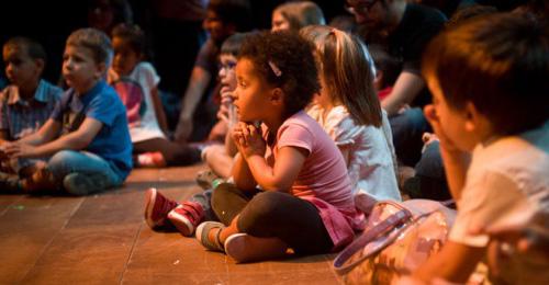 Nens i nenes, entrada lliure a Viu el Teatre pel Dia Mundial del Teatre per a infants!