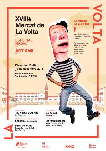 Mercat de la Volta a Girona