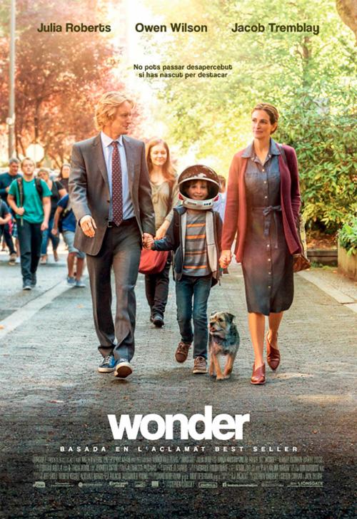 Cinema en català: Wonder