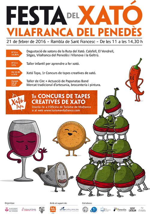 Festa del Xató de Vilafranca