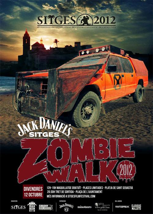 Zombie Walk Sitges 2012